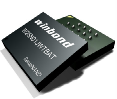 Winbond becomes the world's largest supplier of Nor Flash? - Imagem